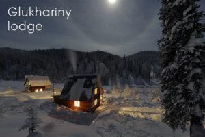 Siberian taiga, Glukhariny lodge