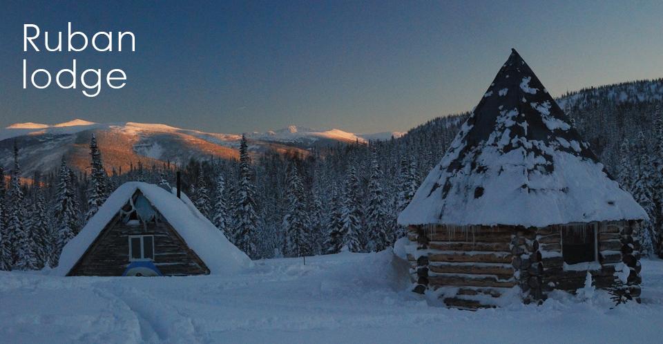Siberian taiga, Ruban lodge