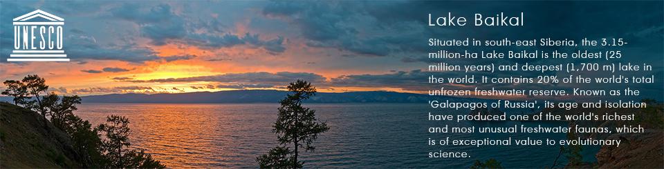 Baikal - unecko, Russia, Siberia