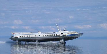 Into the wild Baikal, speed-boat, day 4