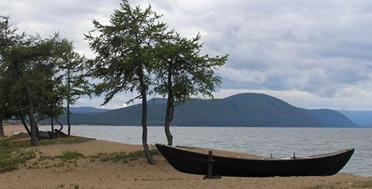 Into the wild of Baikal Lake