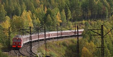 Into the wild North of Baikal Lake, Trans-siberian railway and Baikal-Amur- railway