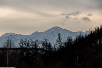 The Severomuysky Ridge