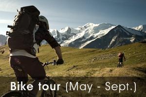 Russian Altai bike tour