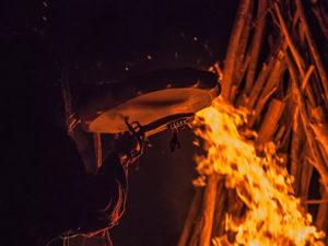 Tyvian Shaman Ritual Siberia