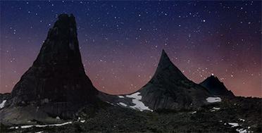 Sayan Ring, Ethno-tour. Parabola Rock. Russia, Siberia