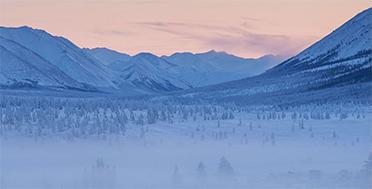 Oymyakon, Pole of Cold. Kolyma Tract.