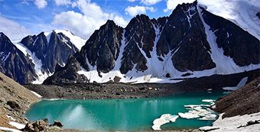 Altai Rinng Tour, Akkem Glasier