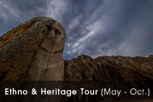 altai heritage tour Siberia Russia